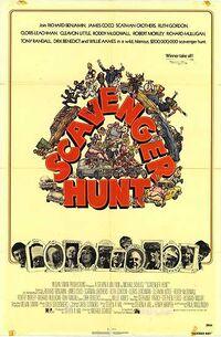 Scavenger Hunt poster