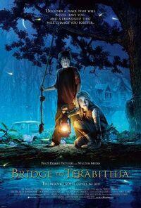 Bridge to Terabithia (2007) poster