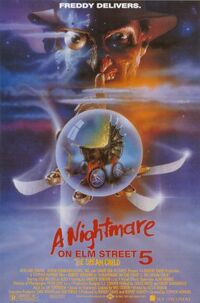 A Nightmare on Elm Street 5 The Dream Child poster