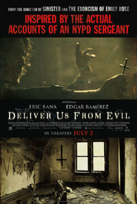 Deliver Us from Evil (2014) poster