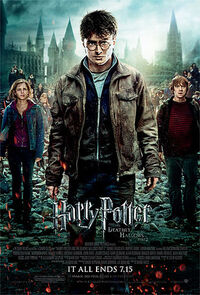 Harry Potter and the Deathly Hallows – Part 2 poster