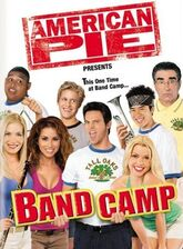 American Pie Band Camp poster