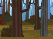 Total drama forest bg by the queen of clubs-d5gh6wp