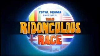Total Drama Presents The Ridonculous Race Theme