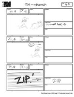 Total Drama Action theme song storyboard (42)