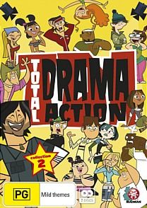 Total Drama Action Collection 2