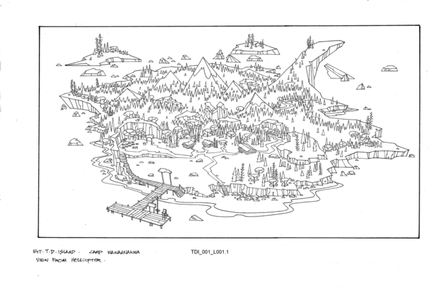 File:Ext. T.D. Island Camp Wawanakwa View from Helicopter.png