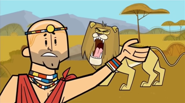File:Africa lion roars at chris.png