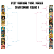 Best TD Original Castmate Round I