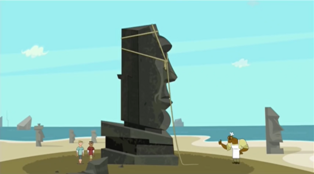 File:Easter island chef finally puts up last statue.png
