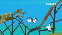 Dj tags seagulls