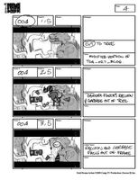 Total Drama Action theme song storyboard (6)