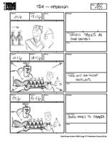 Total Drama Action theme song storyboard (50)