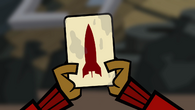 A rocketship cameron