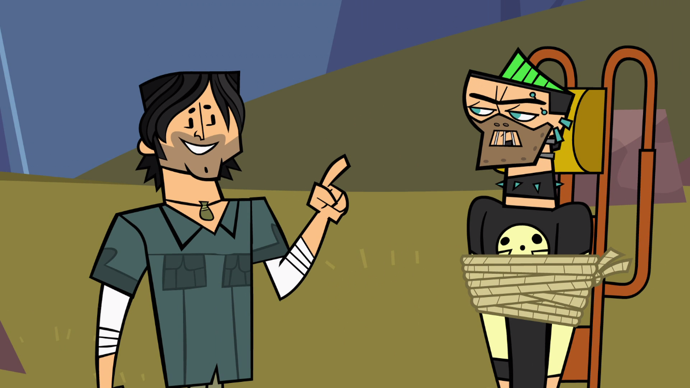 Chris And Duncan Total Drama Wiki Fandom Powered By Wikia