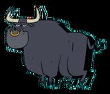 Bull (Transparent)