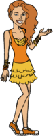 Minerva- Alternate Outfit