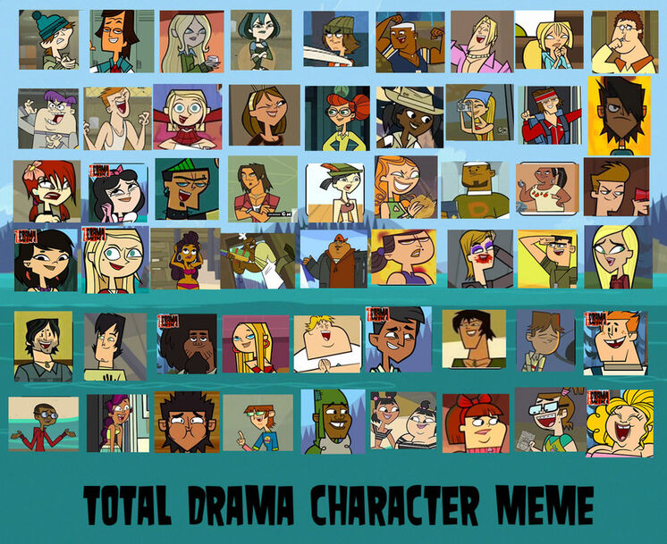 Total drama favorite characters meme updated by soulexecution-d7wjtgq