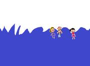 Total Drama Survivor Chapter 1 Sinking up scene