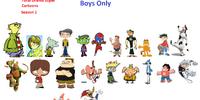 Total Drama: Super Cartoons Season 1