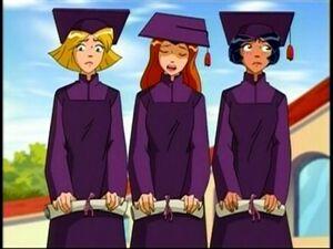 Evil Graduation