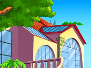 Clover's mansion exterior closeup