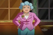 Mrs Lewis evil