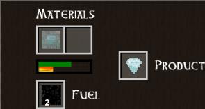 Total Miner cooked diamond gem stones