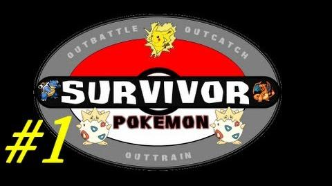 Pokemon Survivor episode 1 Ice cold melt down