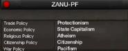 ZANU-PF views