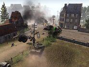 US advance Heringen