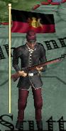 Wurttemberg Soldier