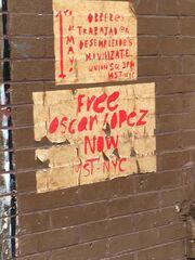 Free Oscar Lopez
