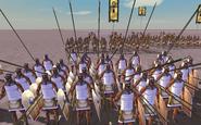 Nile Spearmen Tafas