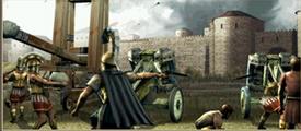 Greek siege