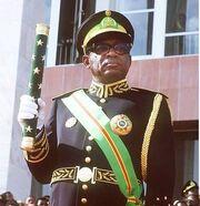 Mobutu baton