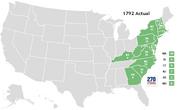 1792 election