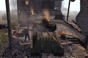 Clark NK tank