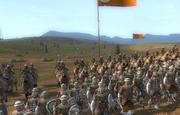 Moorish army Siguenza