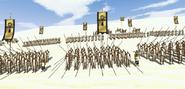 Egyptian army Safed