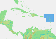 Leeward Islands location