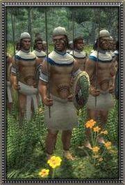 Aztec Spearmen