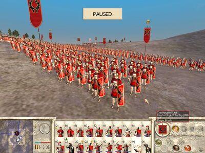 34 roman infantry hastati screen screen