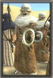Moorish Lamtuna Spearmen