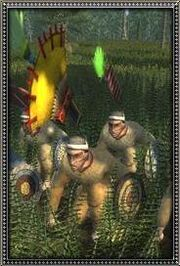 Tlaxcalan War Captain's Guard