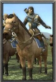 French Mounted Archers