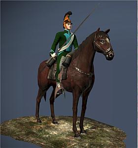 Chevau-Légers Lancers NTW