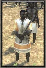 Moorish Sudanese Gunners