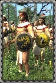 Tarascan Spearmen