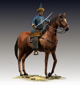 Deli Horsemen